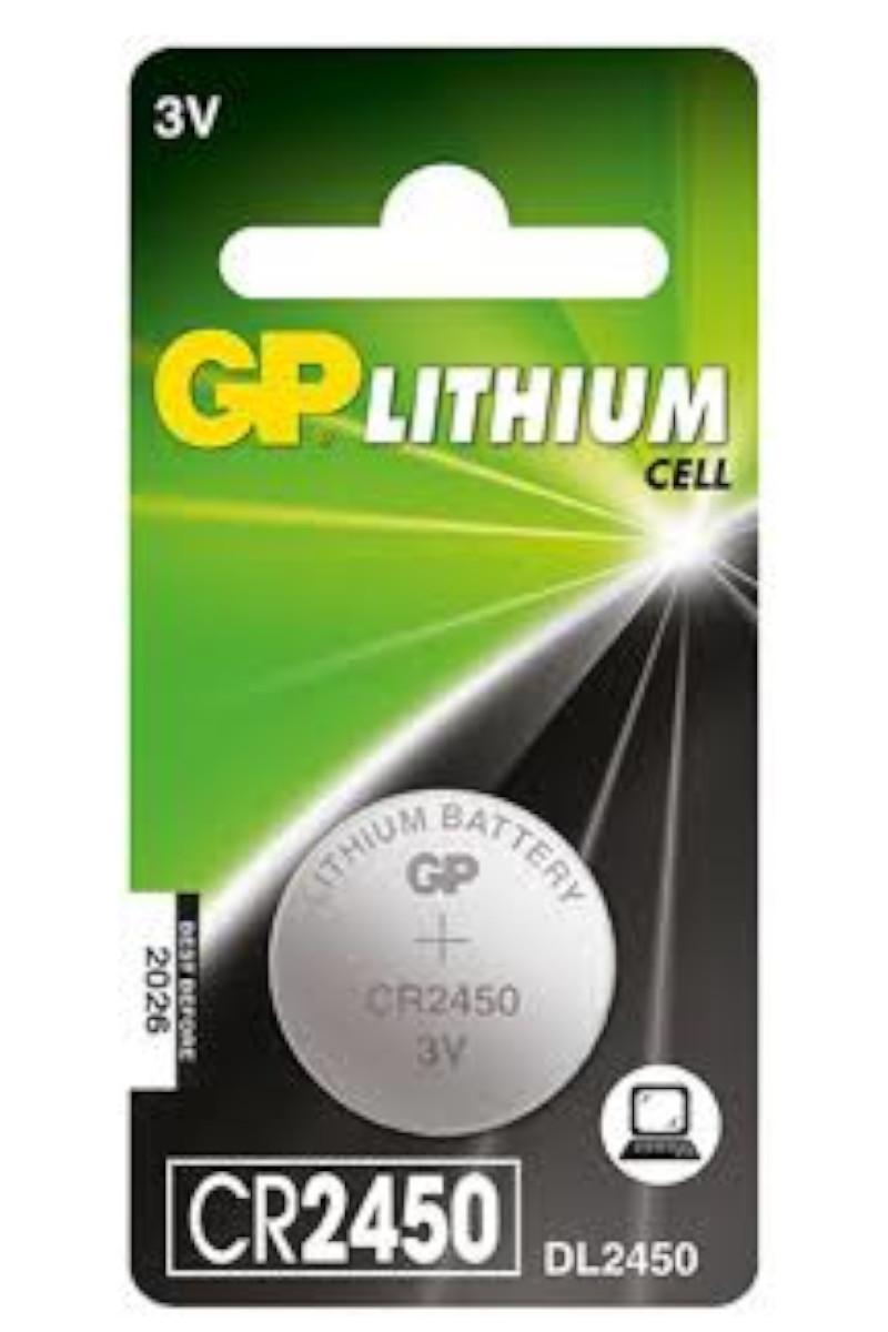 GP Lithium 2450 Para Pil