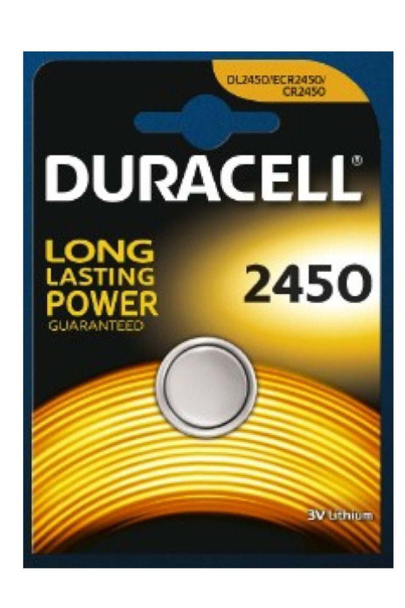 Duracell Para Pil 2450 3 Volt