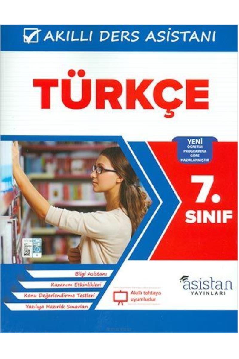 Asistan 7.Sınıf Türkçe Akıllı Ders Asistanı