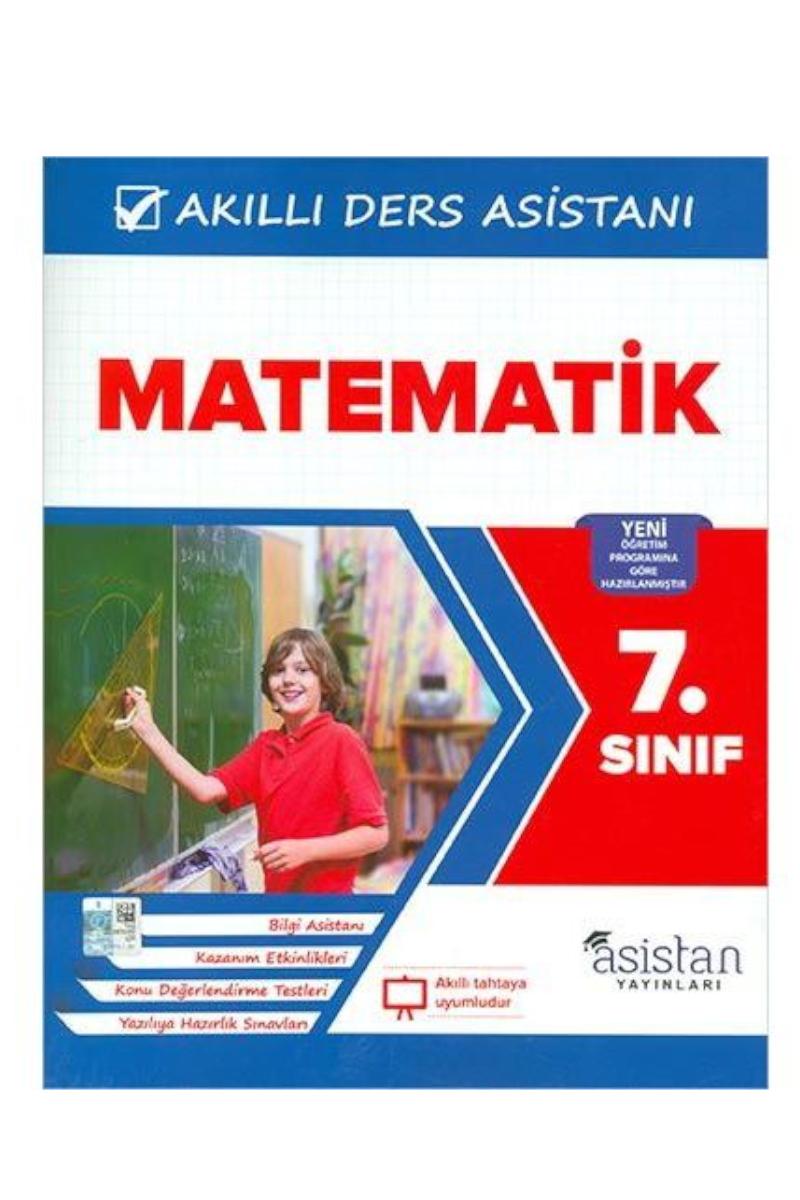 Asistan 7. Sınıf Matematik Akıllı Ders Asistanı