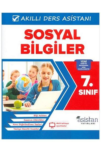 7. Sınıf Sosyal Bilgiler Akıllı Ders