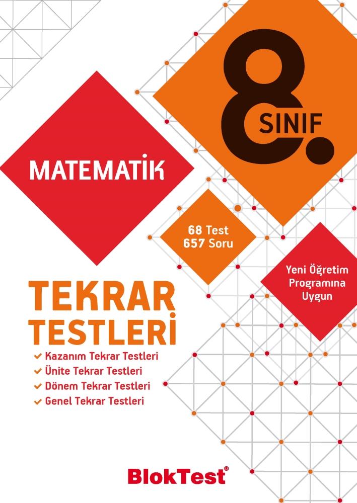 Bloktest 8.Sınıf Matematik Tekrar Testleri