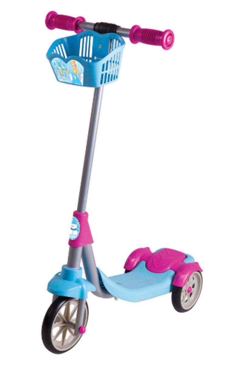 Prenses 3 Tekerli Frenli Scooter