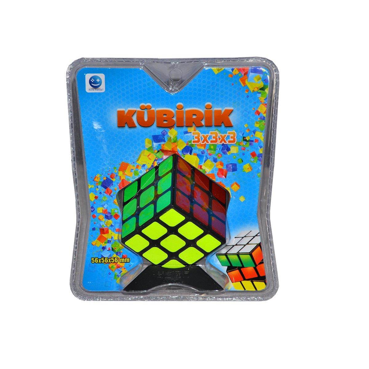 Sunman Kübirik 3'lü Zeka Küpü Rubik Magic Cube Sabır Küp 3x3x3