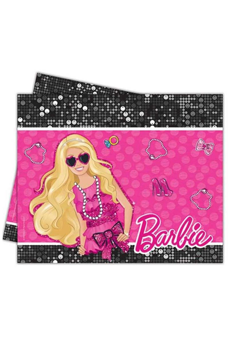 Barbie Klasik Masa Örtüsü 120cmx180 cm