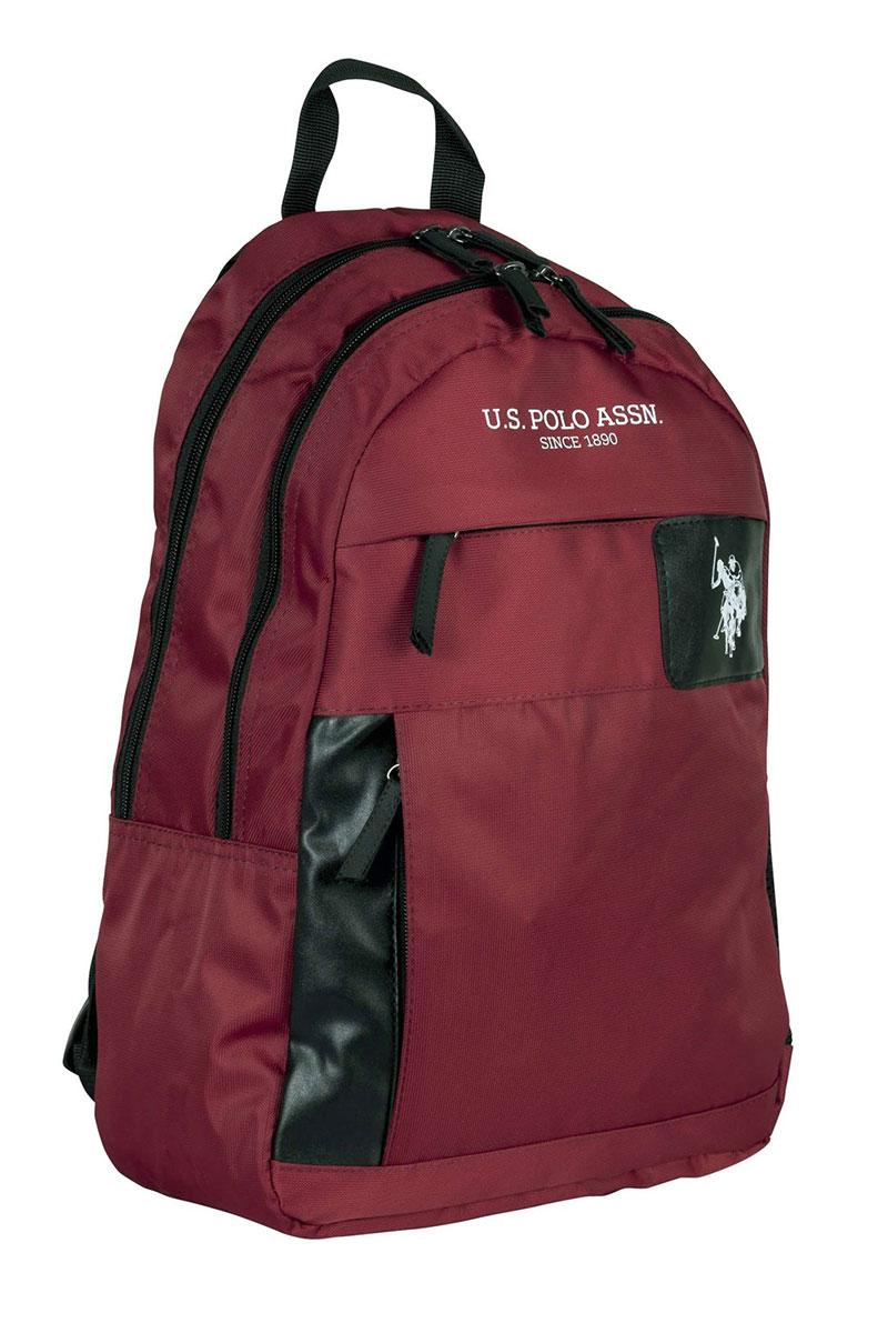 U.S. Polo Assn. Sırt Çantası (Kırmızı-8130)