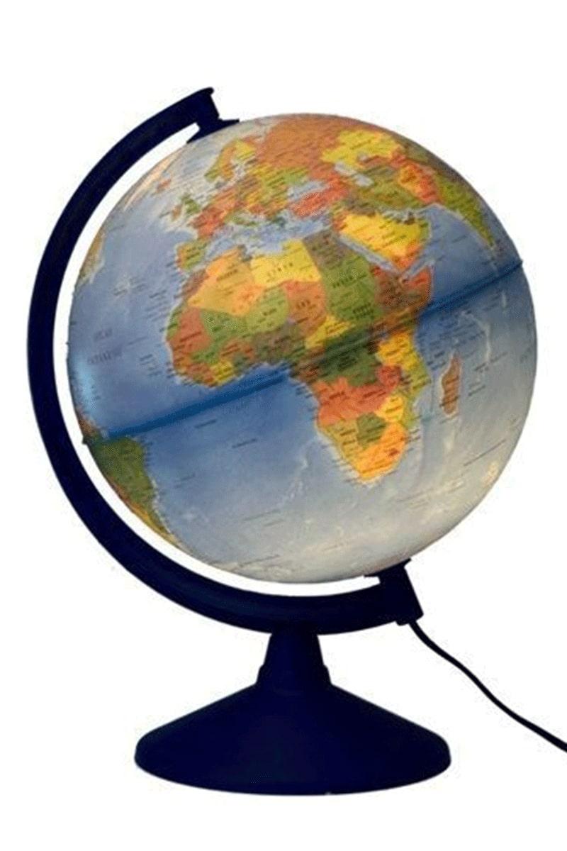 Gürbüz Işıklı Fiziki Yazılabilir Küre 30cm