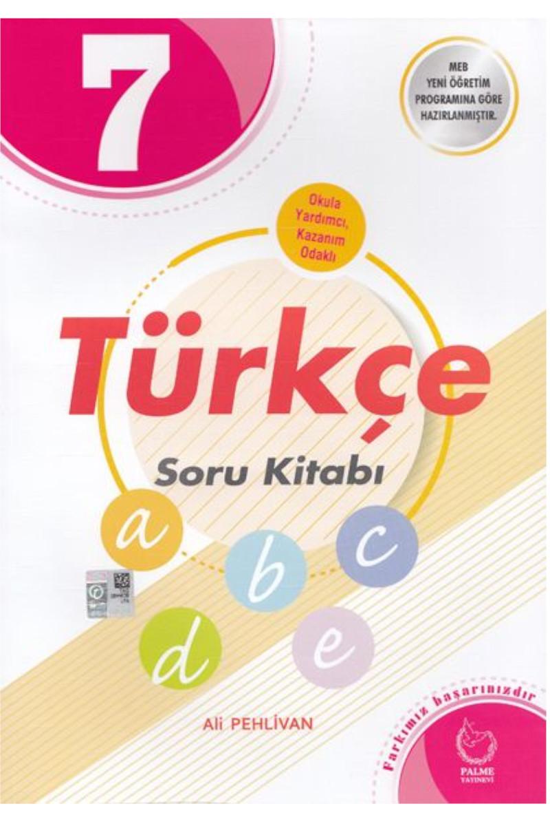 Palme 7.Sınıf Türkçe Soru Kitabı