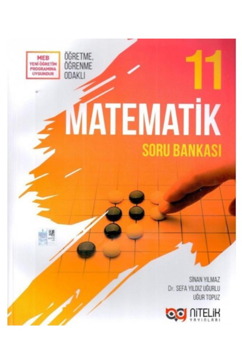Nitelik 11. Sınıf Matematik Soru Bankası