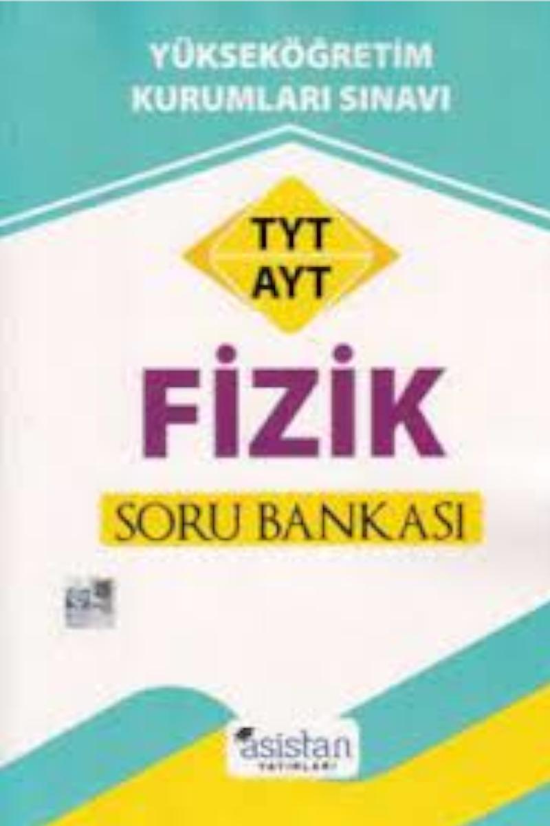 Asistan Tyt-Ayt Fizik Soru Bankası
