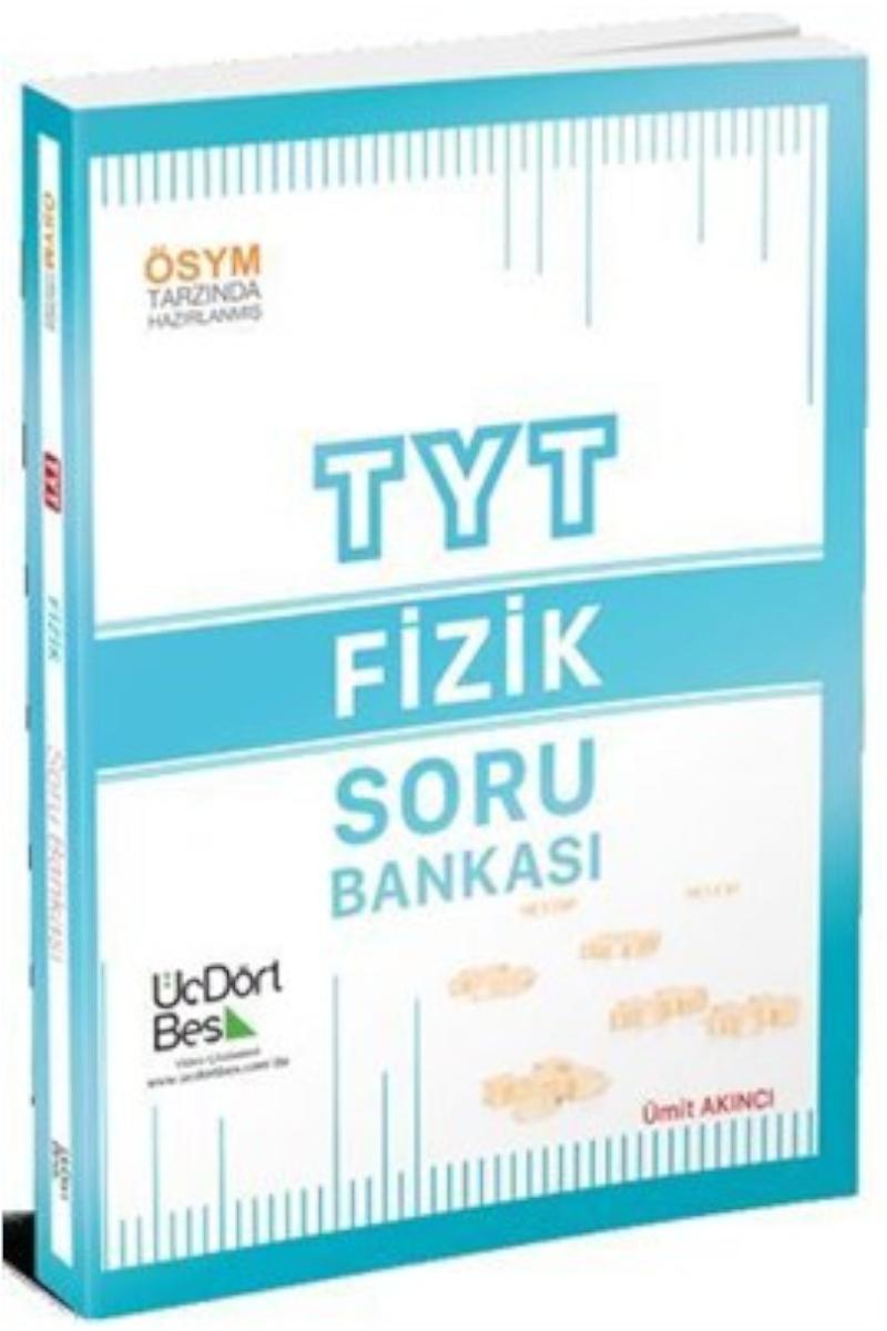 Üç Dört Beş Tyt Fizik Soru Bankası