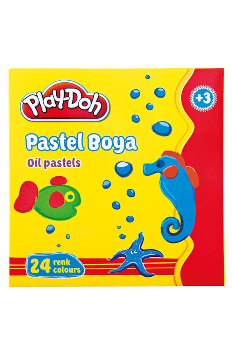 Play-Doh Pastel Boya 24 Renk