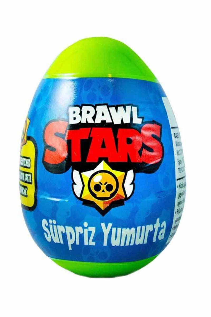 Brawl Stars Sürpriz Yumurta