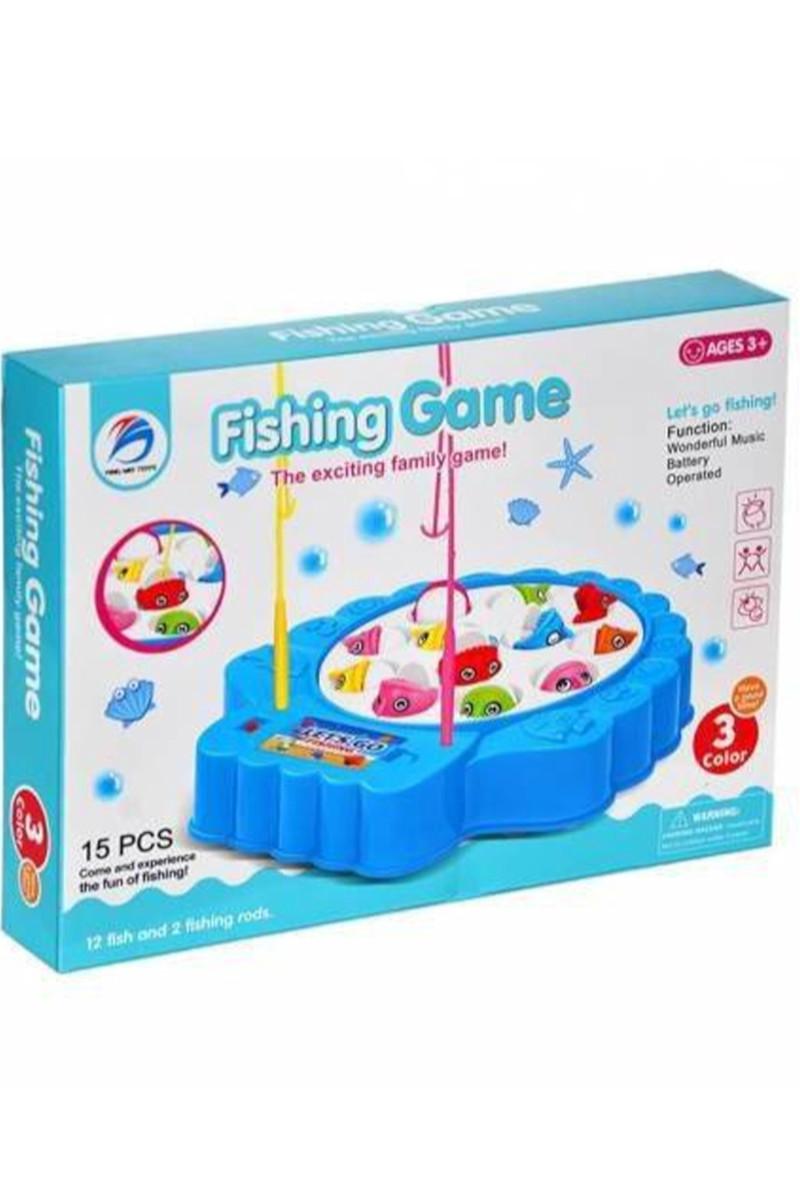 Pilli Balık Tutma Oyunu