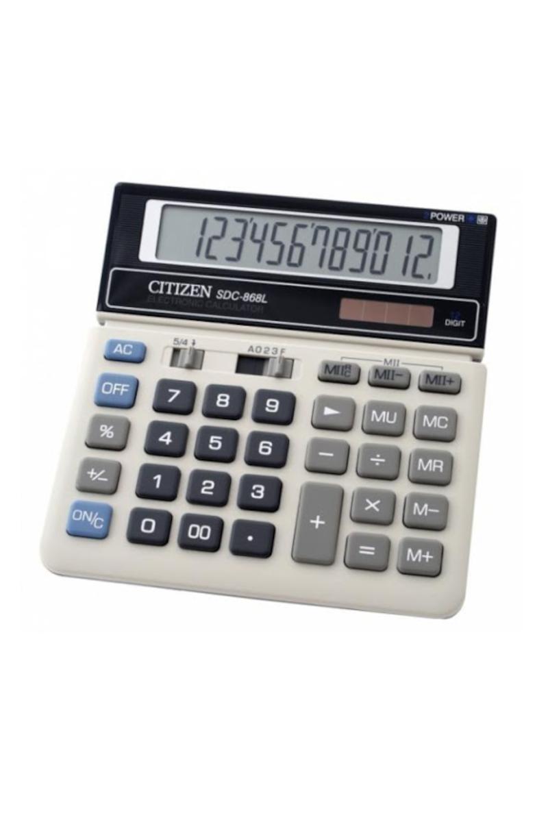 Cıtızen Büyük Hesap Makinesi SDC-868L