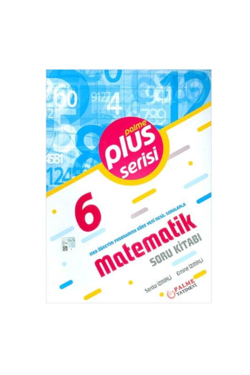 Palme 6. Sınıf Plus Serisi Matematik Soru Kitabı