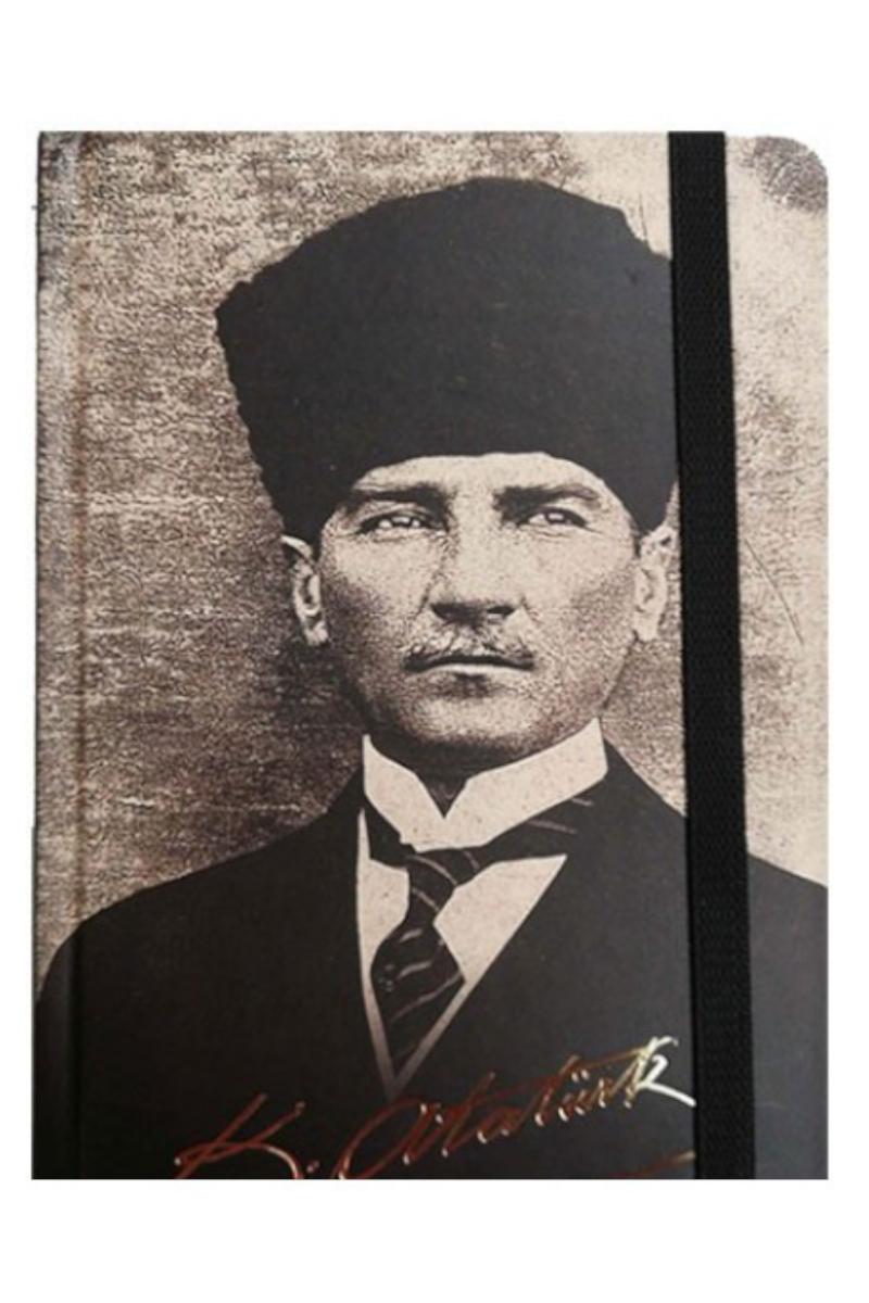Gipta Atatürk Defter Sert Kapak 13x21cm