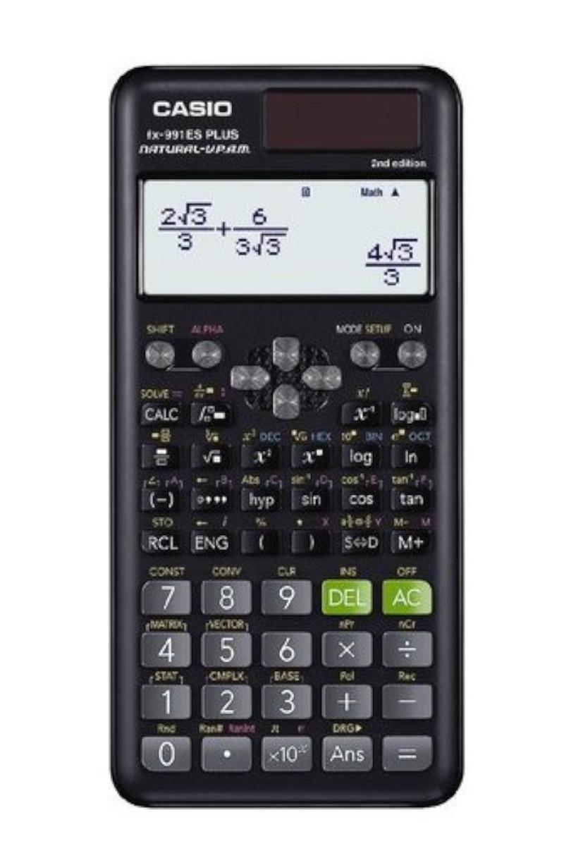 Casio 2. Nesil Bilimsel Hesap Makinası FX991ES Plus