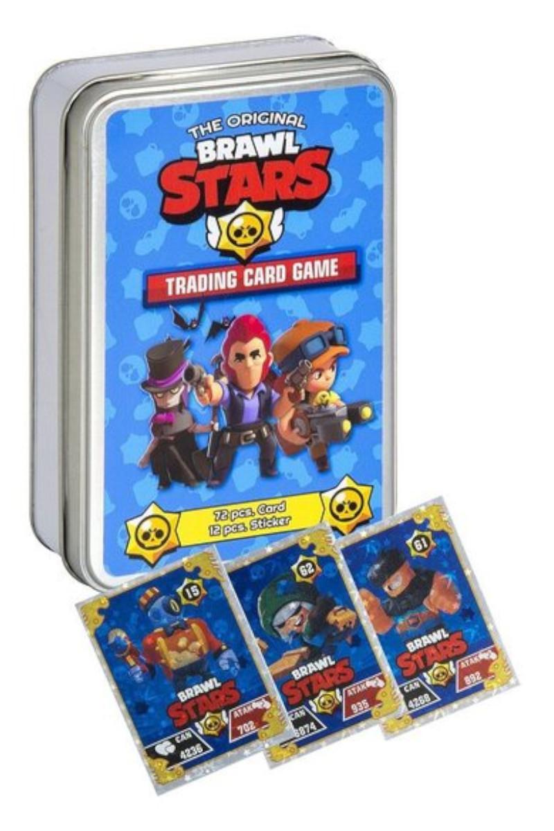 Brawl Stars Oyun Kartı Teneke Kutu