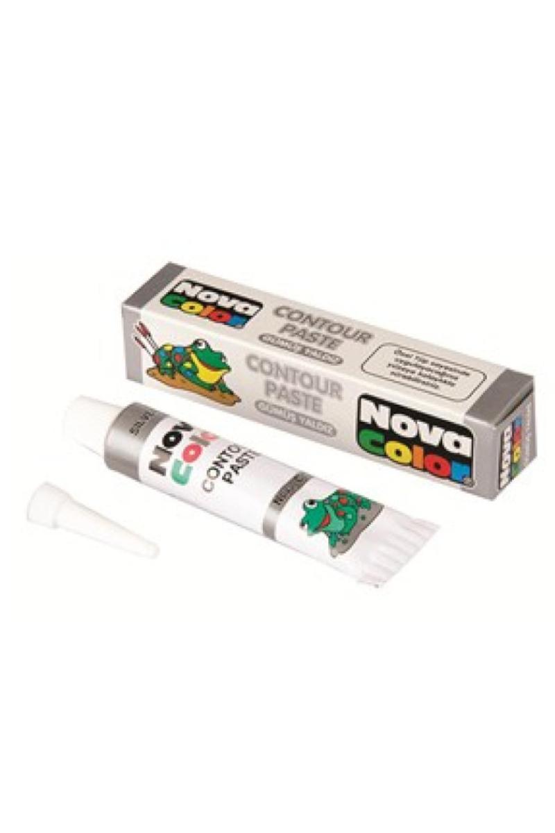 Nova Color Contour Gümüş Yaldizlı