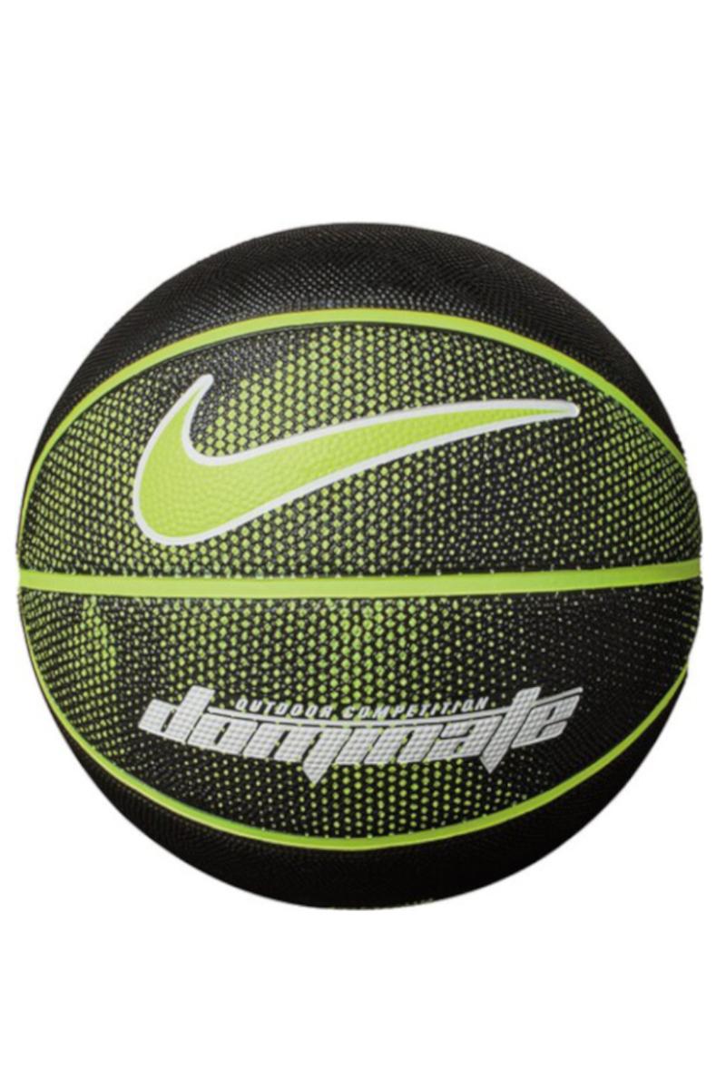 Nike Dominate Basket Topu 7 Yeşil