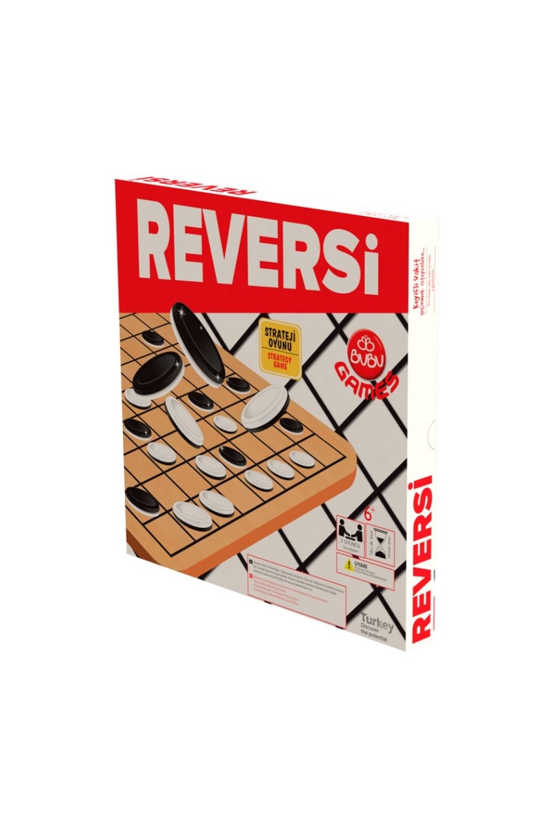 Bu-Bu Games Reversi