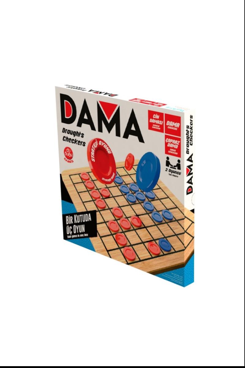 Bu-Bu Games Dama