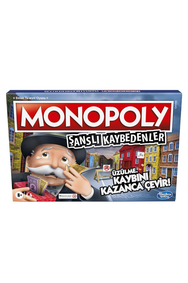 Hasbro Monopoly Şanslı Kaybedenler