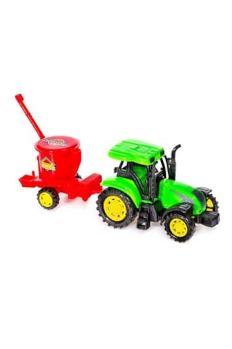 Kutulu Sürtmeli Traktör