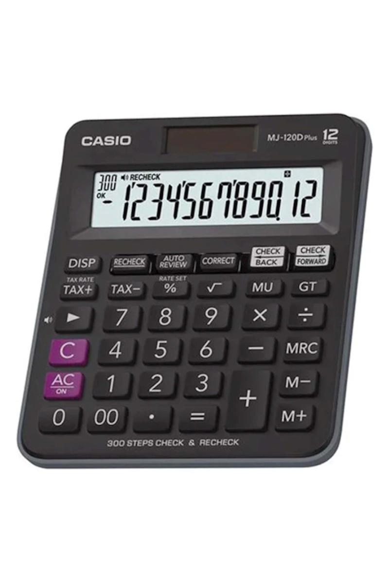 Casio Hesap Makinası MJ-120D Plus