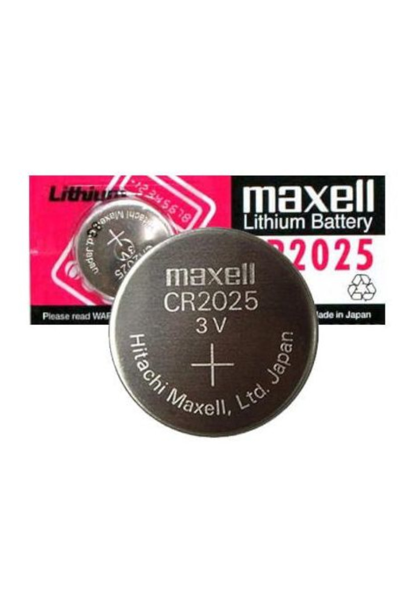 Maxell CR2025 Pil