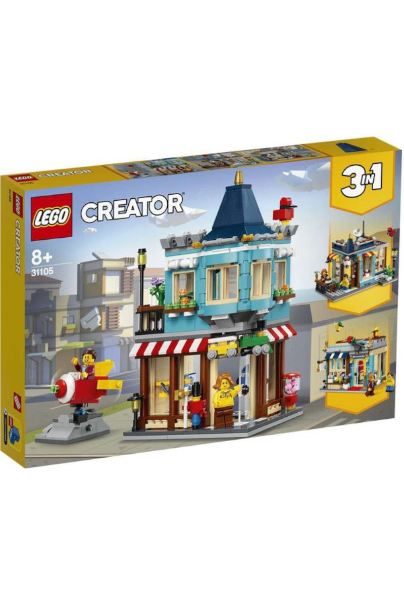 Lego Classic Toy Store