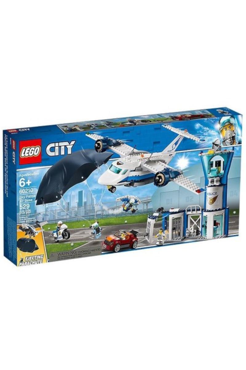 Lego Citys Police Air Base