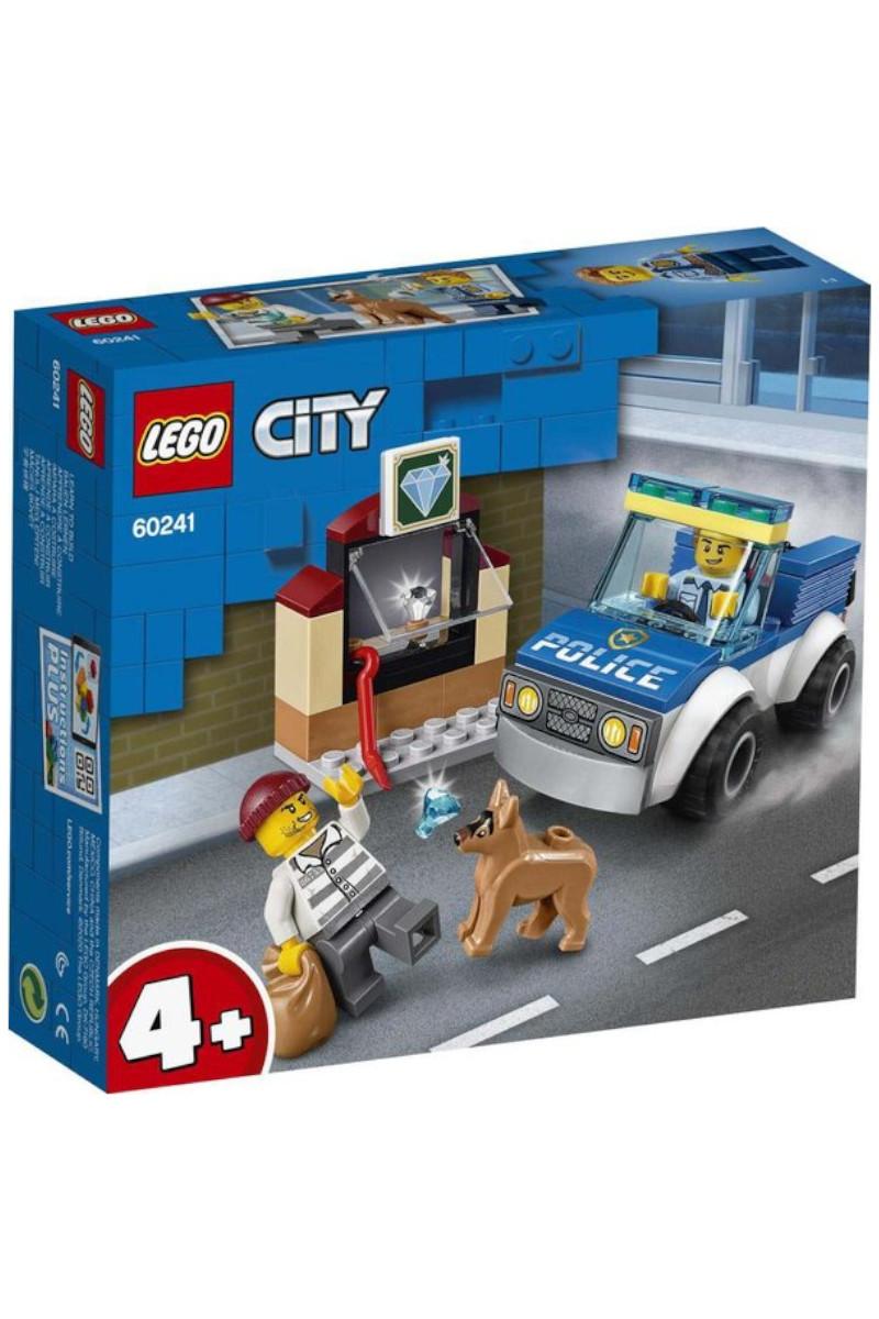 Lego City Dog Unit