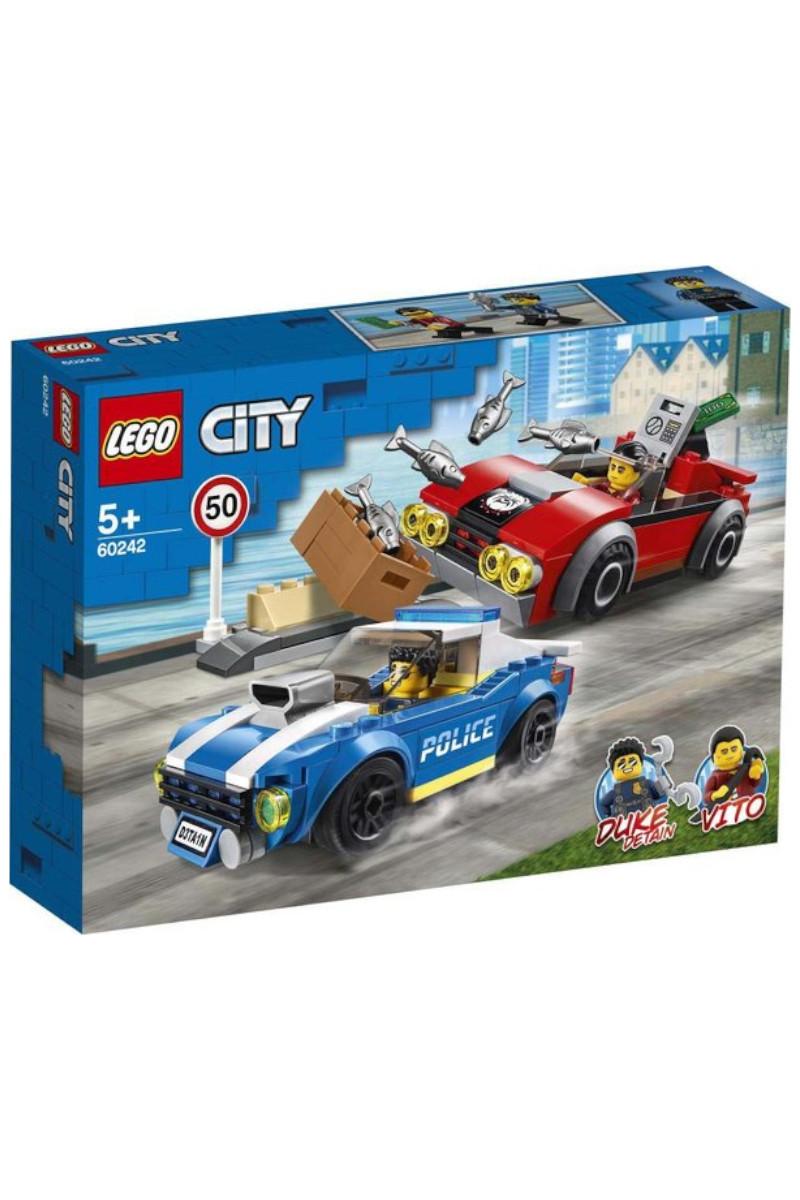 Lego City Highway Arrest