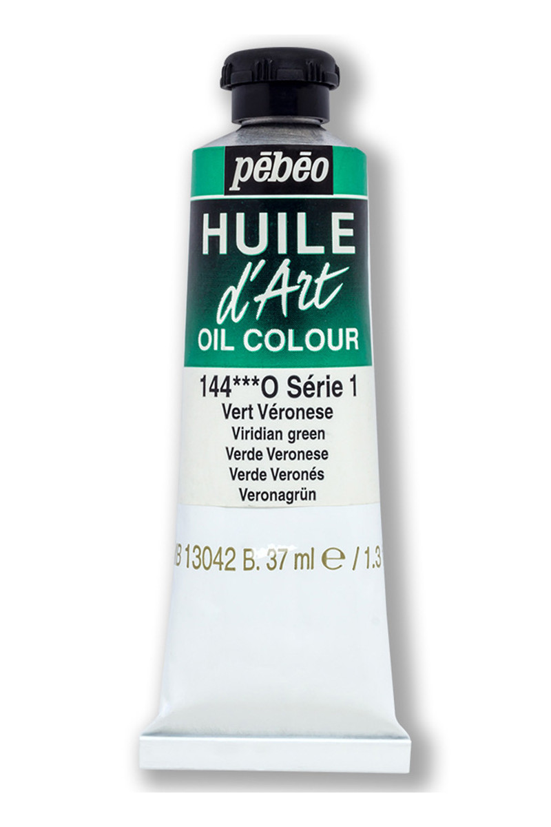 Pebeo Huıle Art Yağlı Boya 37 Ml Viridian Green