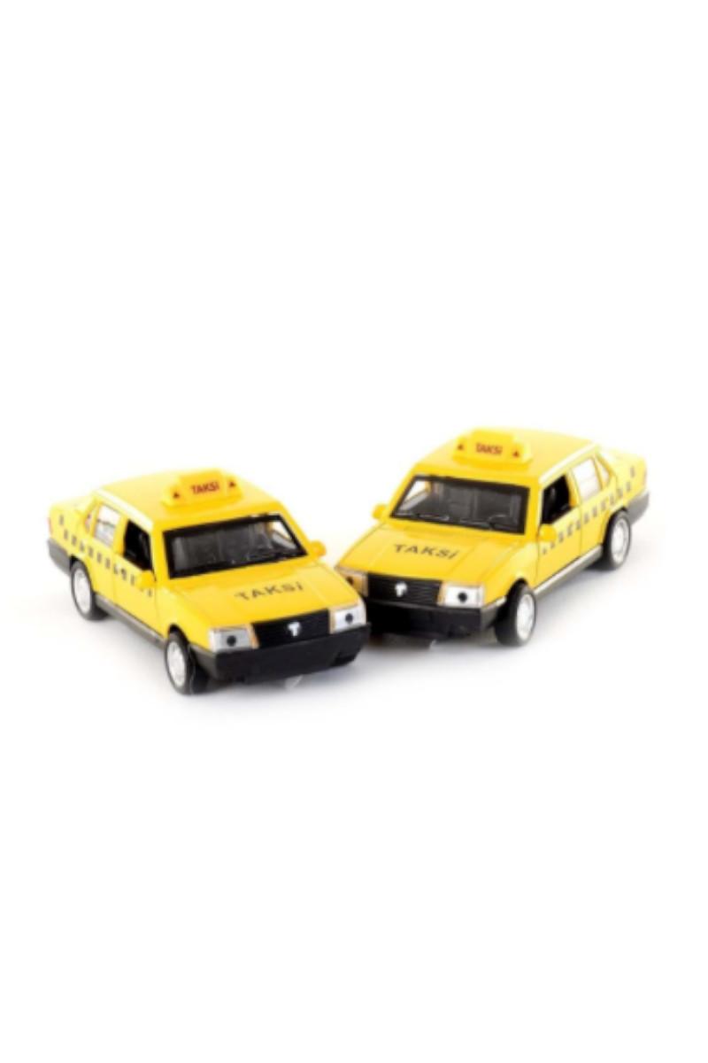 Çek Bırak Sesli Işıklı Tofaş Taksi