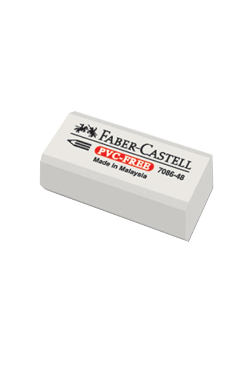 Faber Castel 7086/48 Beyaz Silgi