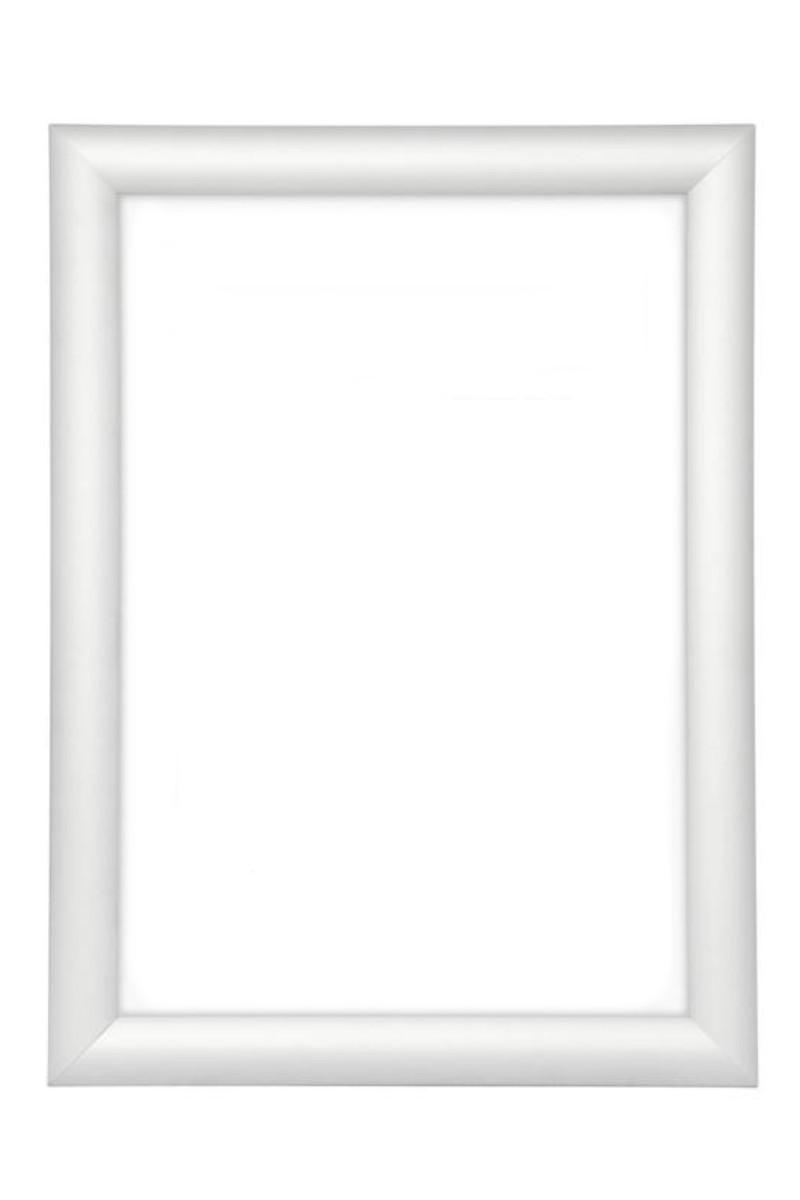 A4 Çerçeve 22 mm Beyaz FIX-CB04
