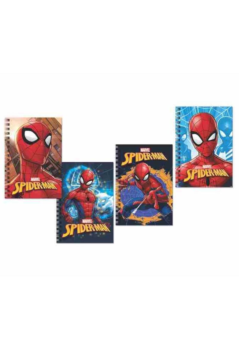 Keskin Color Spider-Man A6 Bloknot 80 Yaprak