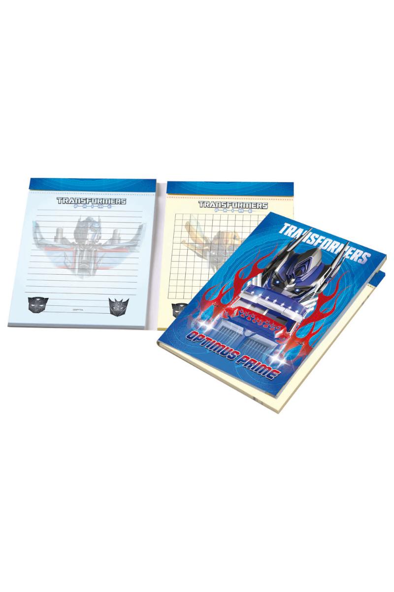 Gıpta Transformers A7 İkili Bloknot