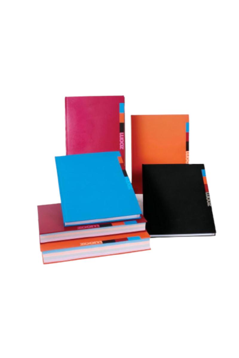 K.Color Zoom Defter 20x28 200yp Çizgili