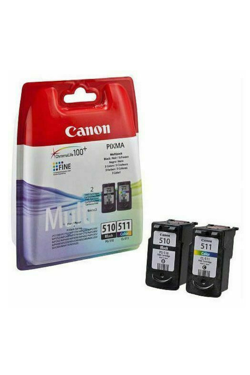 Canon Pg-510/Cl-511 Multipack Mürekkep Kartuş