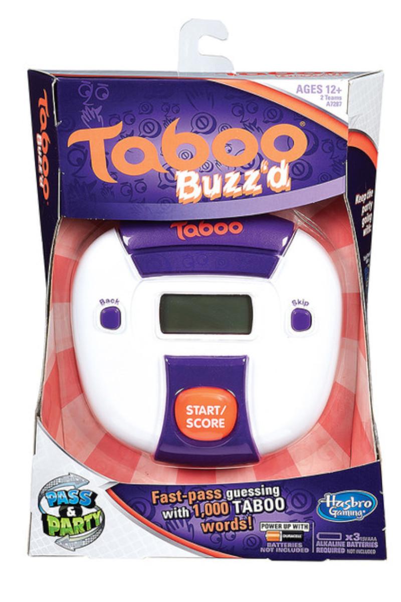 Hasbro Tabu Elektronik