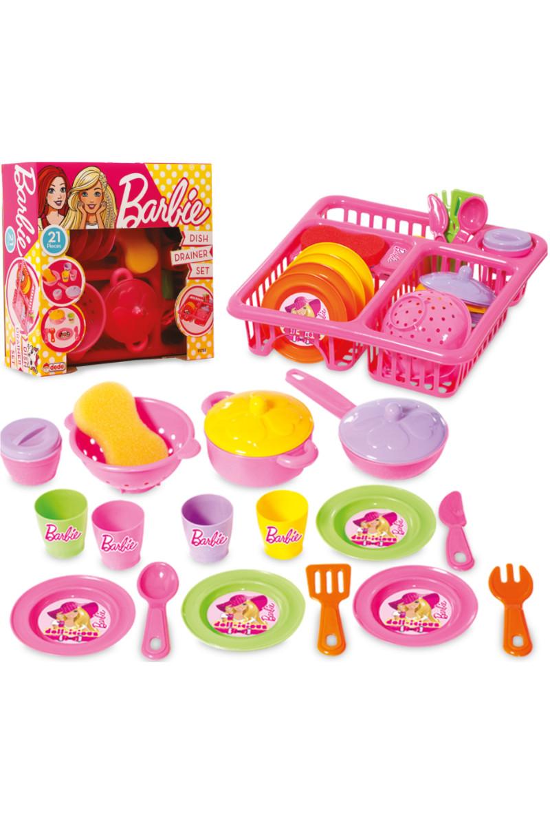 Barbie Bulaşık Seti