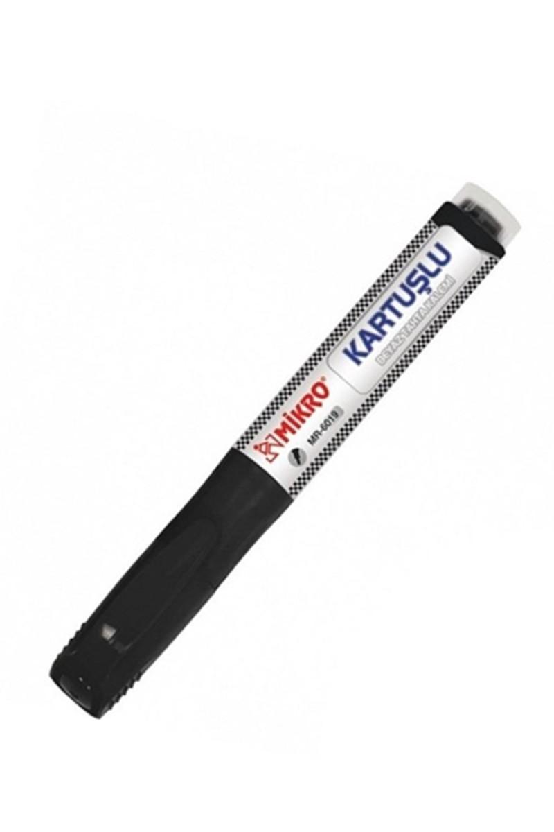 Mikro Kartuşlu Beyaz Takta Kalemi Siyah