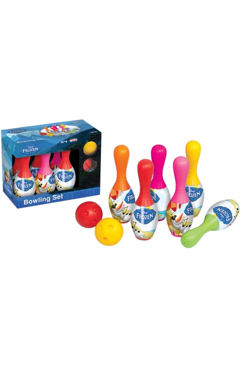 Dede Frozen Bowling Seti Fen-3074