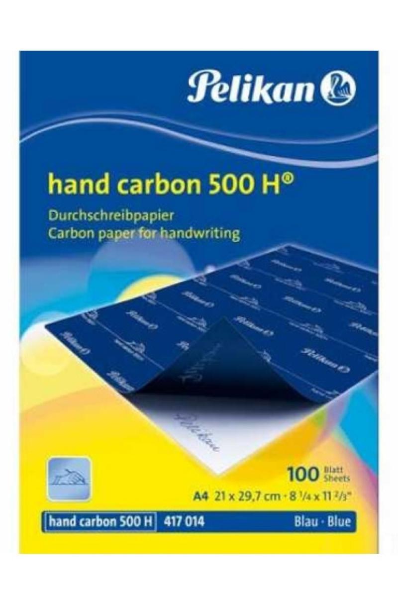Pelikan 2000 G Karbon Kağıdı Mavi 100'lü