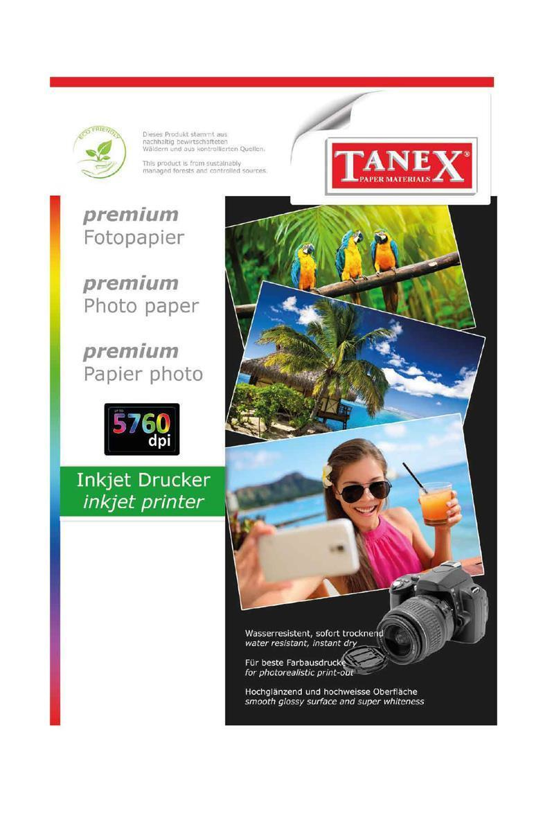 Tanex Fotoğraf Kağıdı A4 240gr