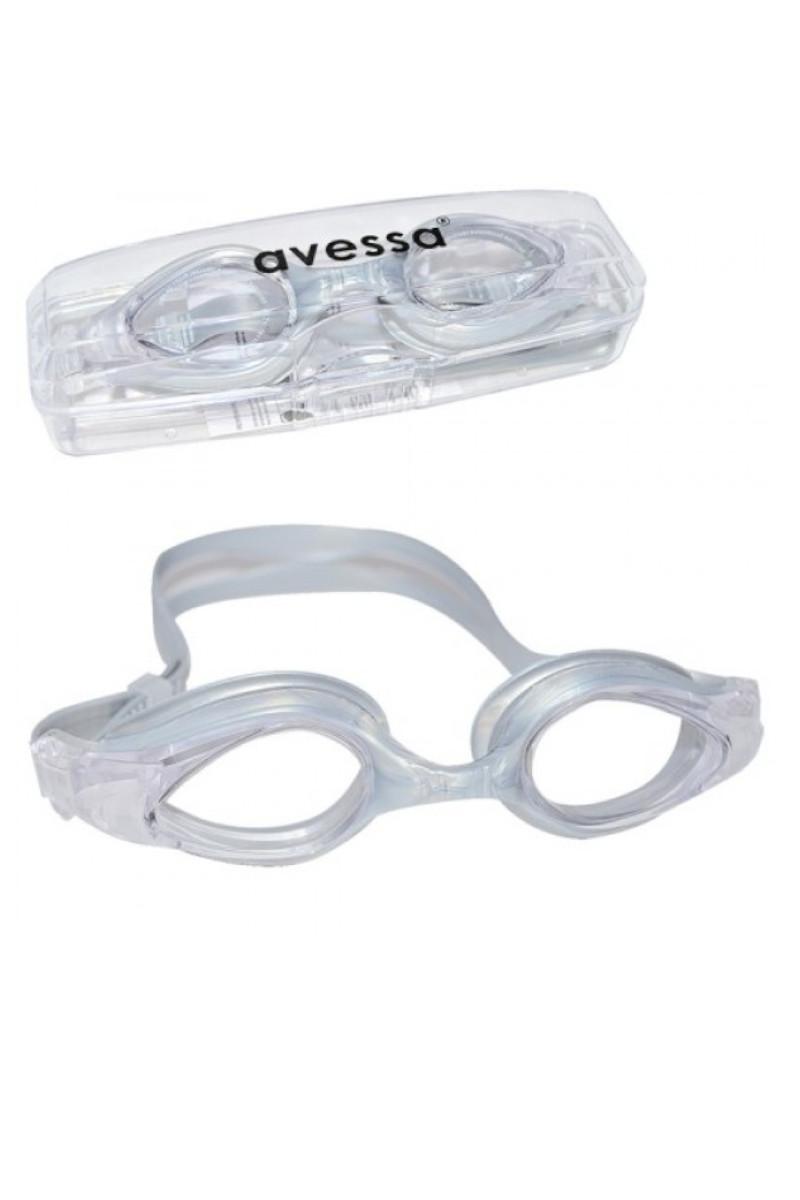 Avessa 8130 Yüzücü Gözlüğü Gri Mavi